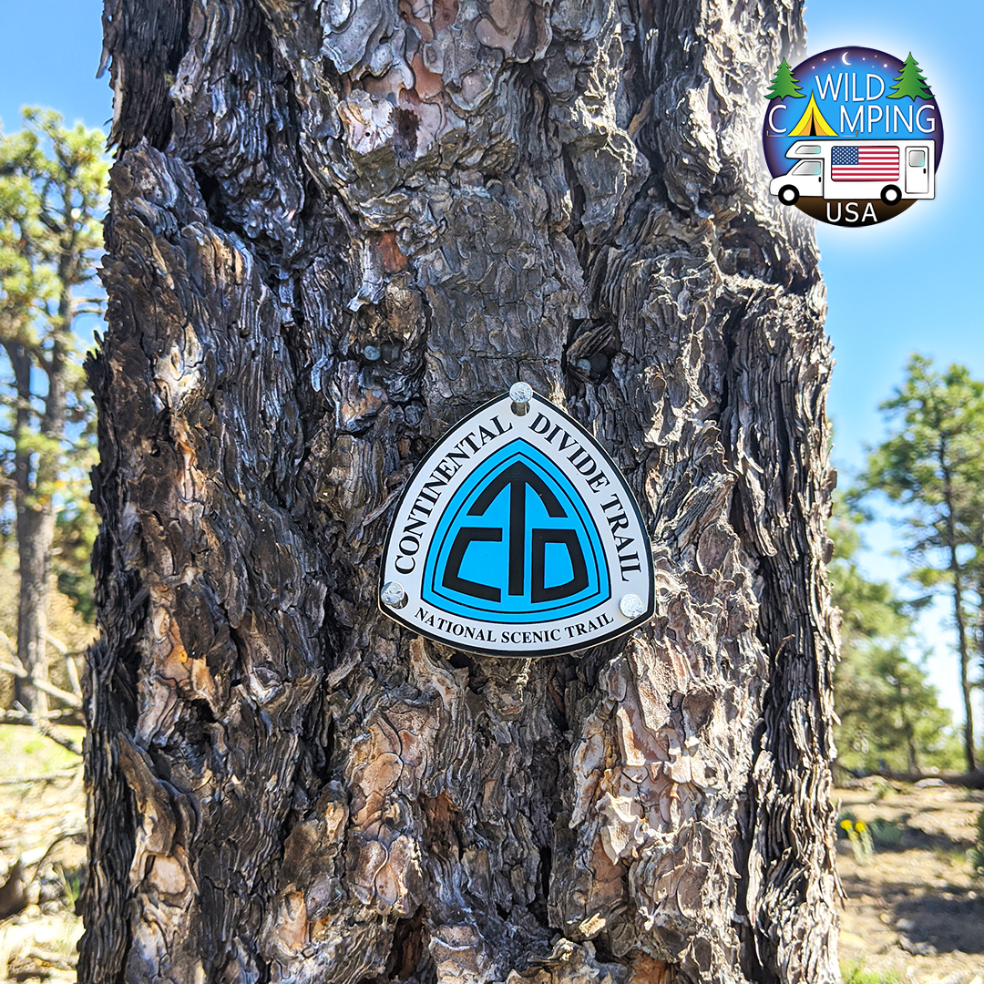 Gila National Forest USFS Dispersed Camping - Wild Camping USA