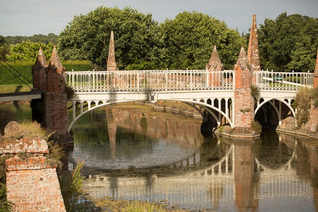 Drawbridge Reflections