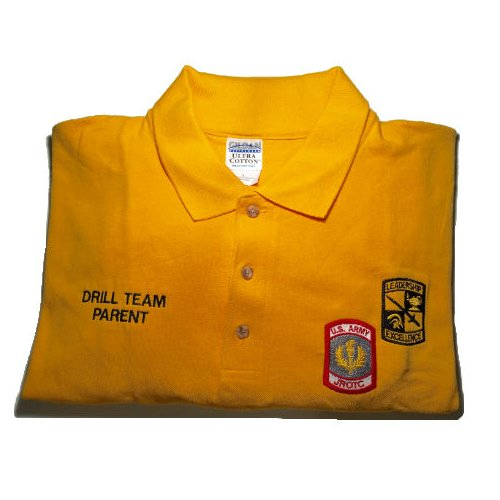 Drill Team Parent Polo