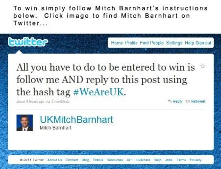 Mitch Barnhart Twitter