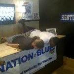 Deandre Liggins Planking