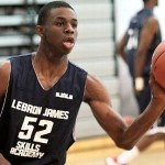 Andrew Wiggins - photo from NikeBasketball.com