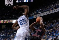 Dominique Hawkins - photo by Bo Morris | Kentucky Sports Review
