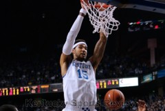 Willie Cauley-Stein - photo by Bo Morris | Kentucky Sports Review