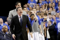 John Calipari - photo by Tammie Brown | Moments in Time Photography