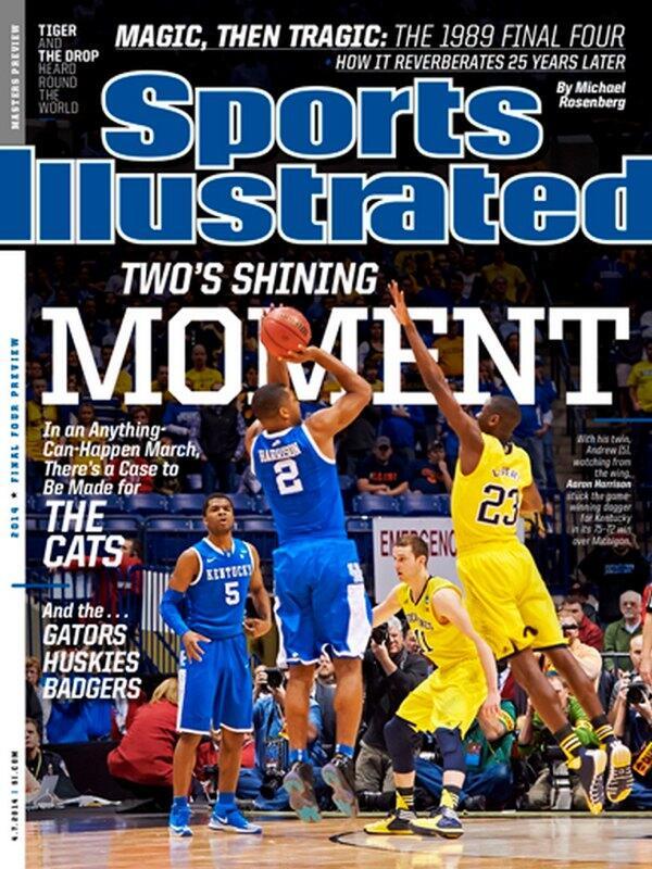 Aaron Harrison - Sports Illustrated