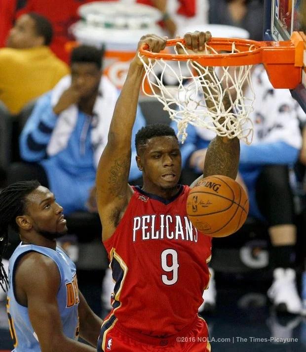 Terrence Jones -  (Photo by Brett Duke, Nola.com | The Times-Picayune)