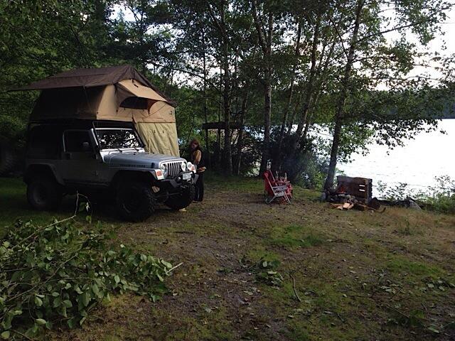 Nitinat Lake, Vancouver Island.