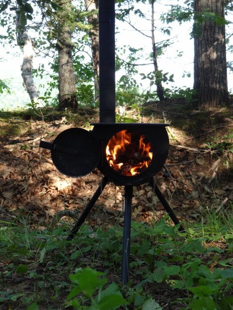 Frontier Stove