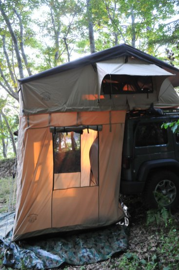 Sandpiper Roof Top Tent