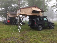 Sun Dog Roof Top Tent