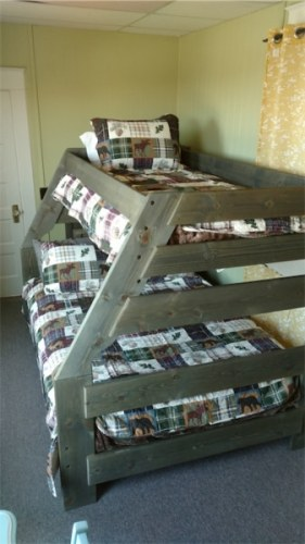 Seaview Cottage Bunk Beds