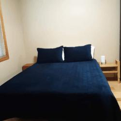 Coastal Hideaway: Blue Bedroom