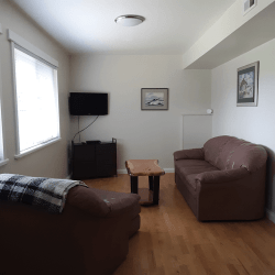 Coastal Hideaway: Sitting Room