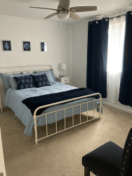 Millay House: 2nd Bedroom