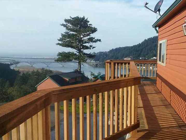 Osprey Nest Cabin Ocean View