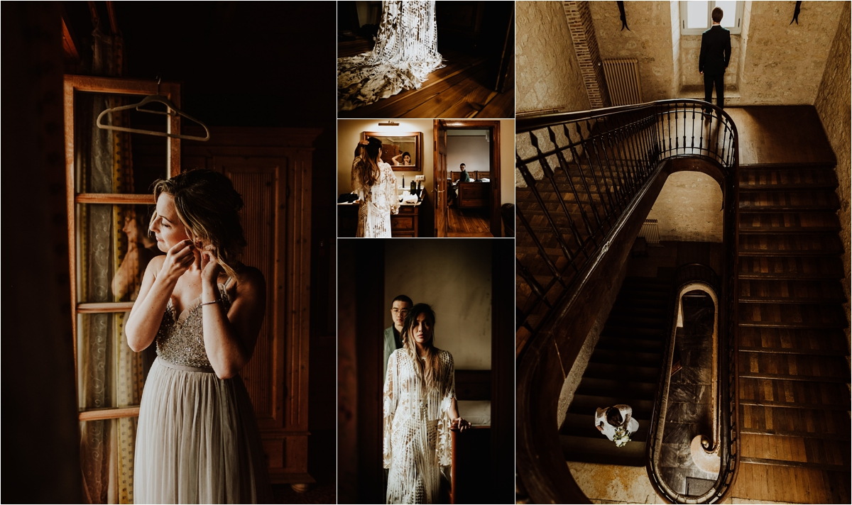 How window light affects your wedding photography by Wild Connections Photography