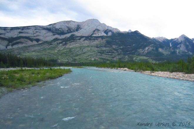 Snaring River...