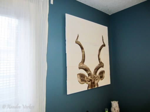 Xandre Verkes - Stained Kudu Art-11