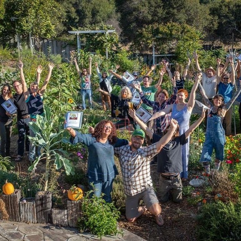 Permaculture Design Certificate at HEDGEROW of Soquel