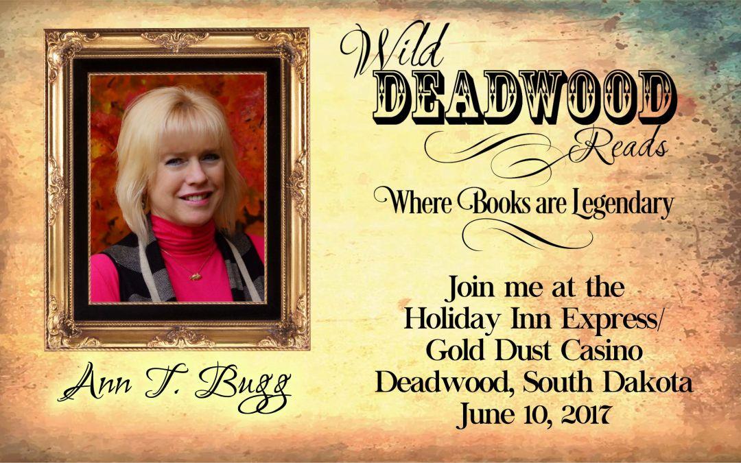 Meet our Authors countdown/Ann T. Bugg
