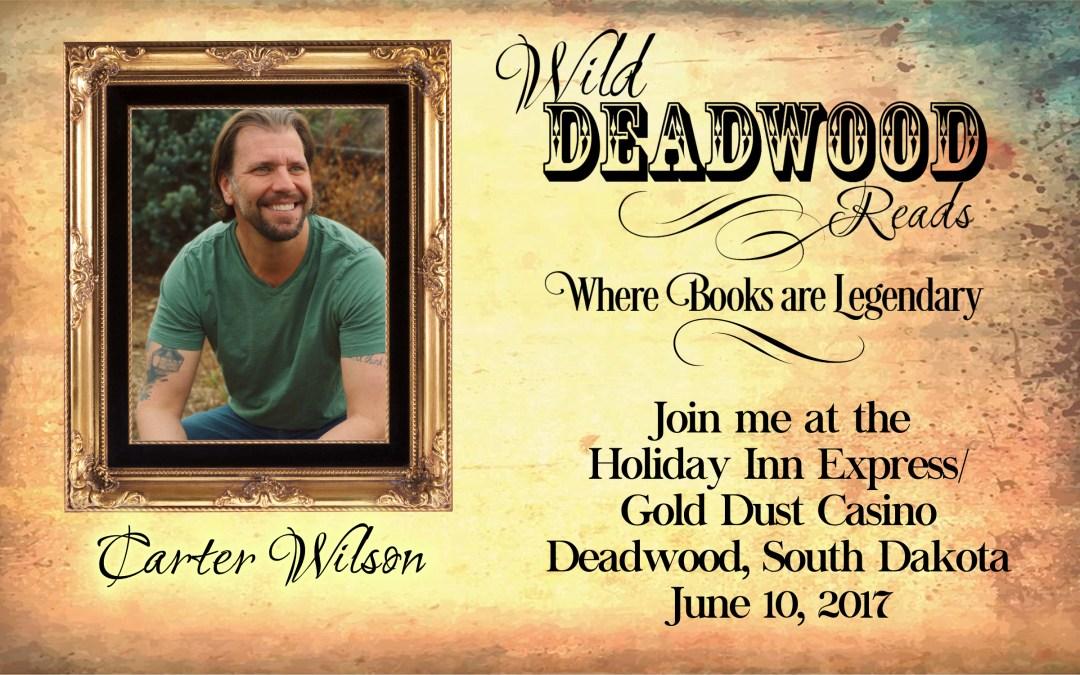 Meet the Authors countdown/ Carter Wilson