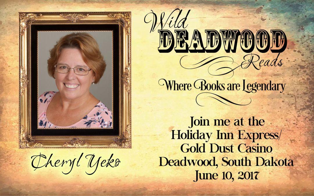 Meet our Authors countdown/Cheryl Yeko