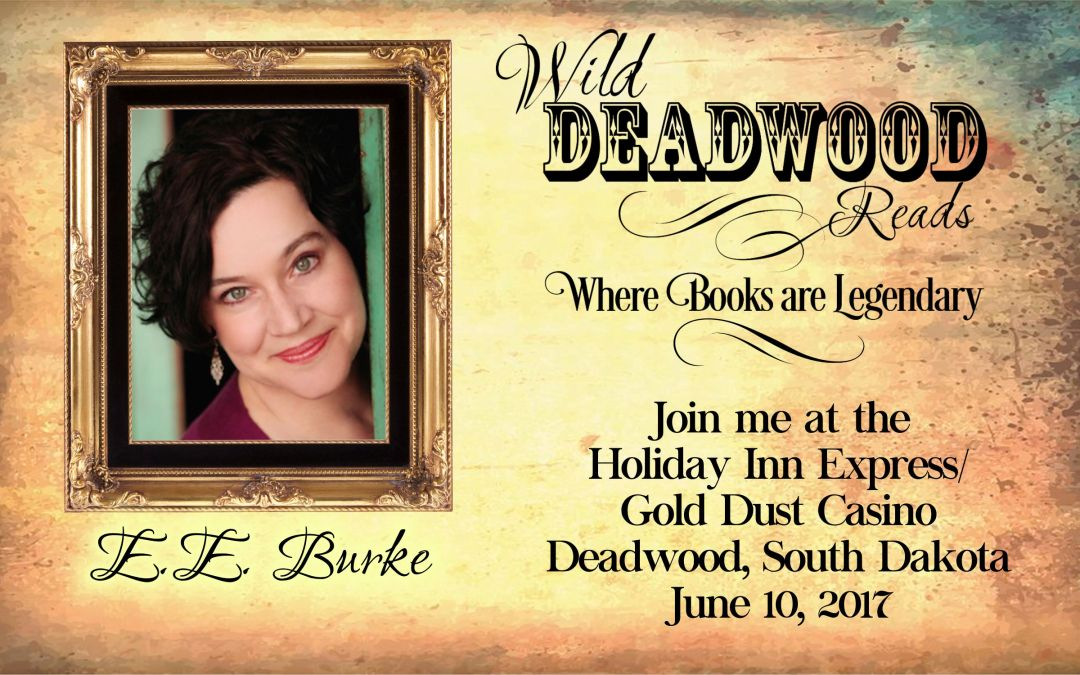 Meet our Authors countdown/ E.E. Burke