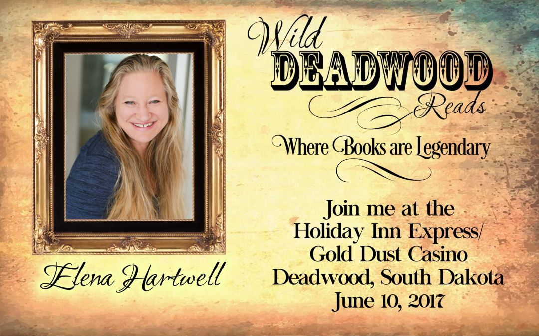 Meet our Authors countdown/ Elena Hartwell
