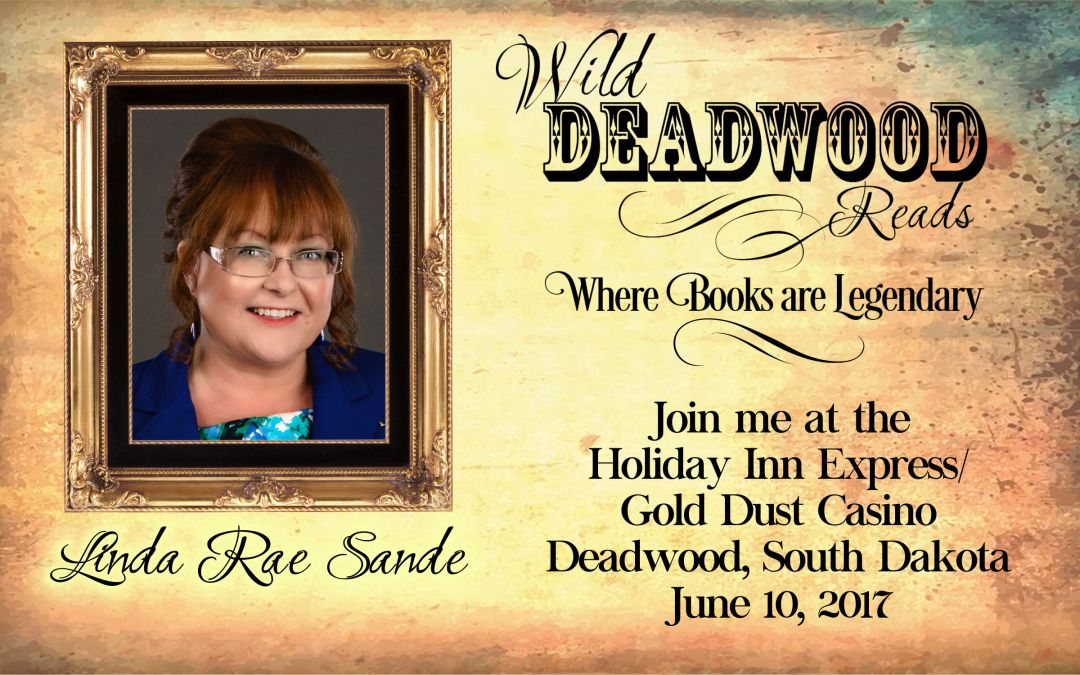 Meet our Authors countdown/ Linda Rae Sande