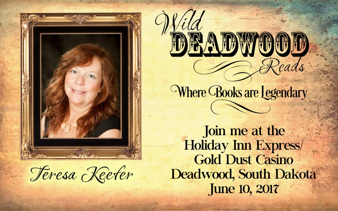 Meet our Authors countdown/ Teresa Keefer
