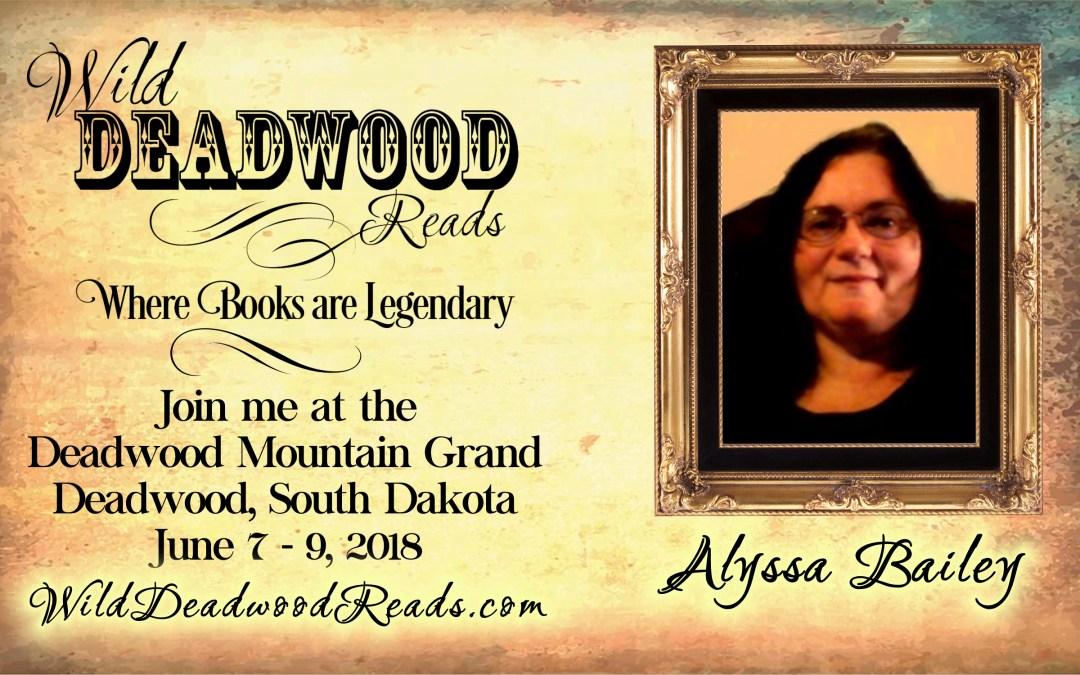 Meet our Authors – Alyssa Bailey