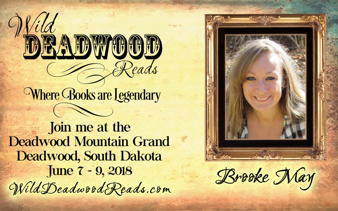 Meet our Authors – Brooke May