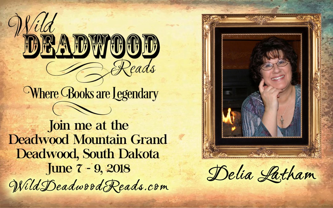 Meet our Authors – Delia Latham