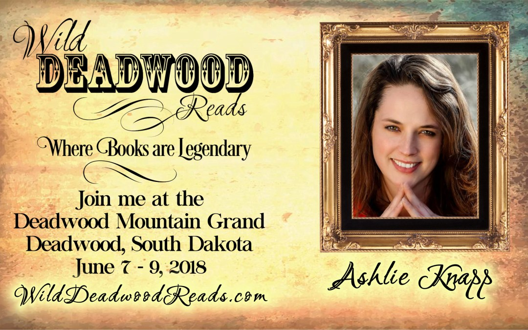 Meet our Authors – Ashlie Knapp