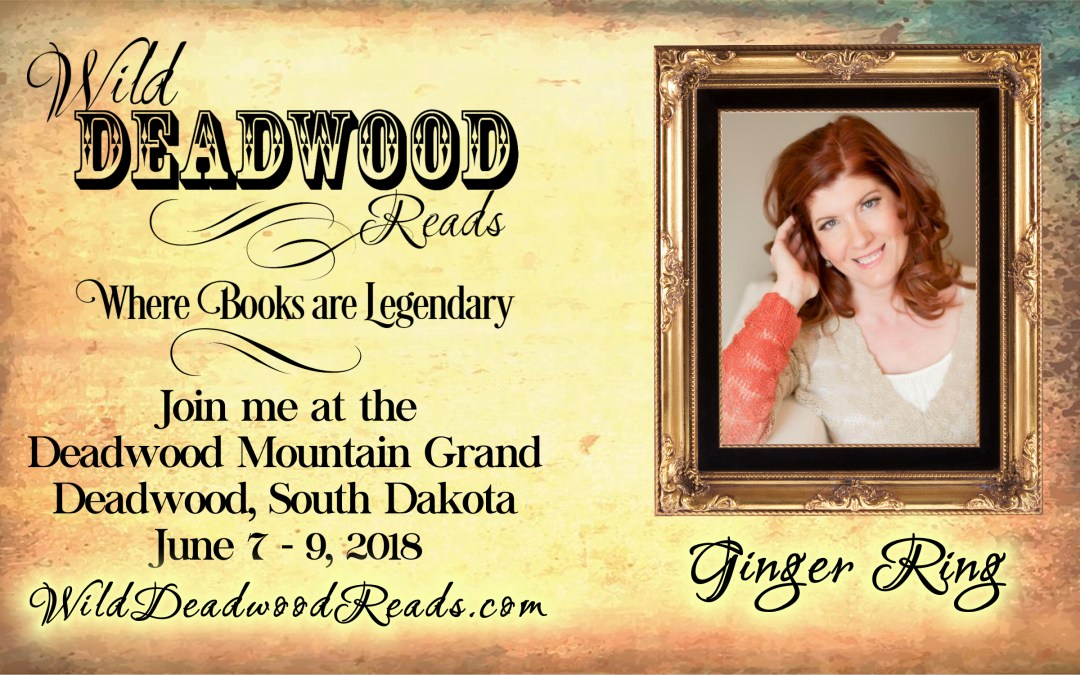Meet our Authors – Ginger Ring