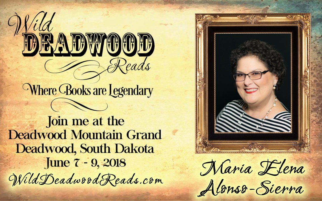 Meet our Authors – Maria Elena Alonso-Sierra