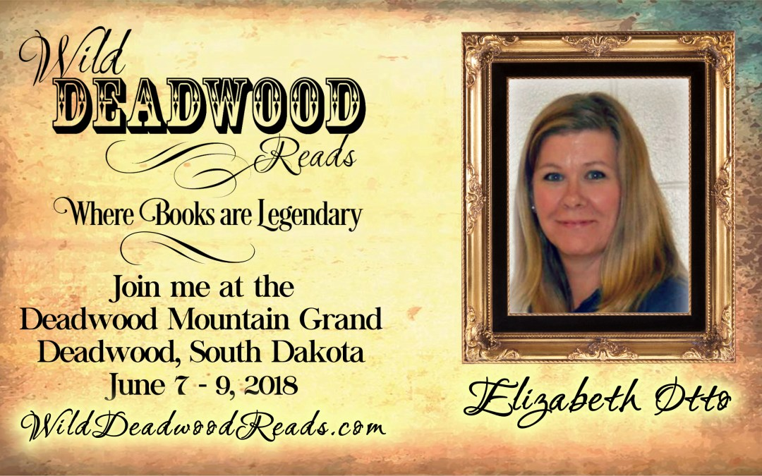 Meet our Authors – Elizabeth Otto