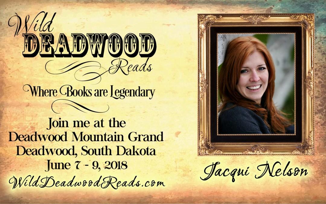 Meet our Authors – Jacqui Nelson