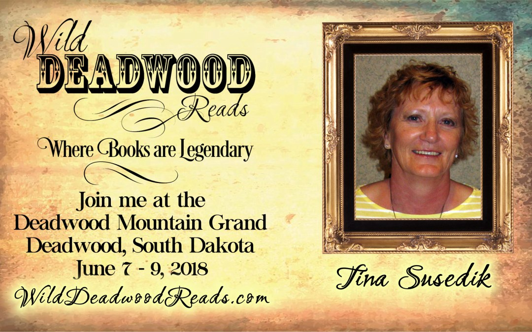 Meet our Authors – Tina Susedik