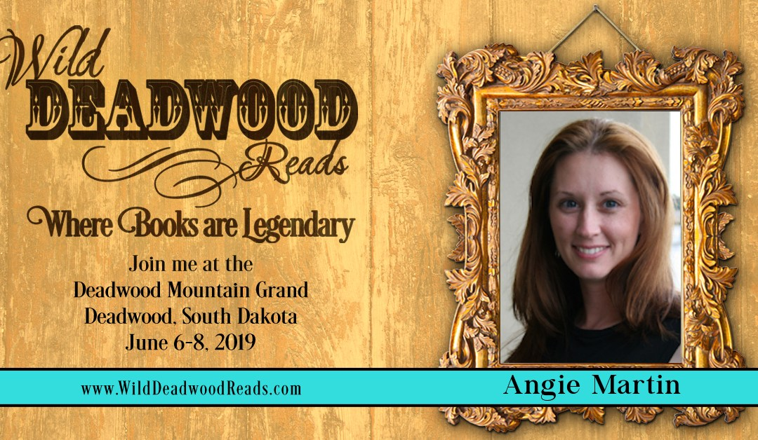 Meet our Authors – Angie Martin