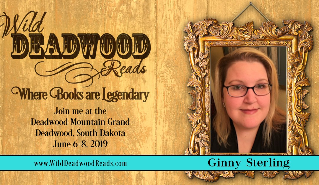 Meet our Authors – Ginny Sterling