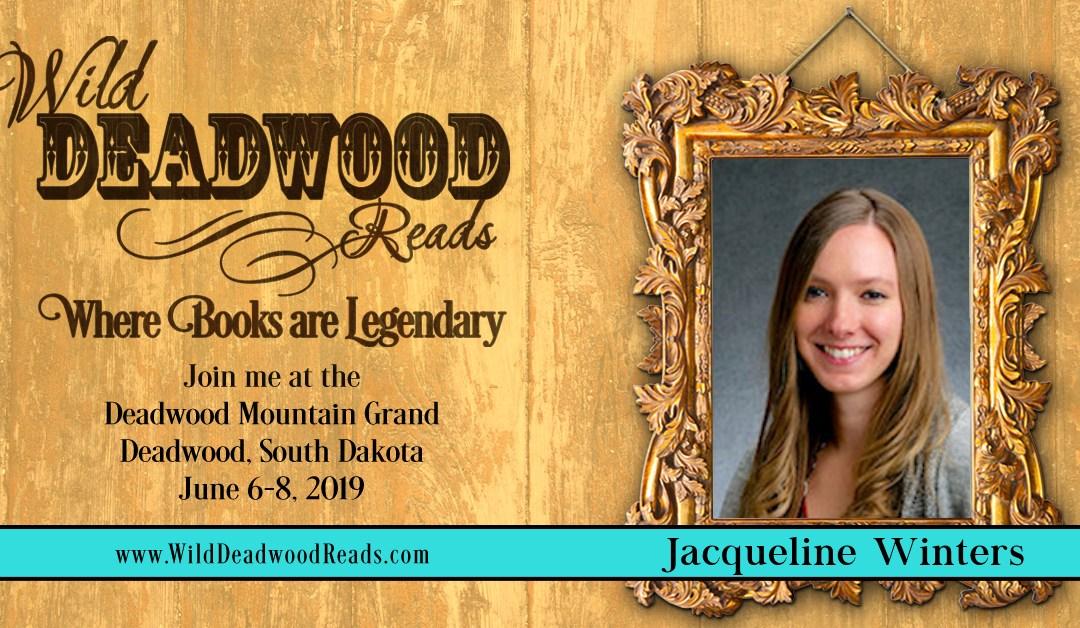 Meet our Authors – Jacqueline Winters