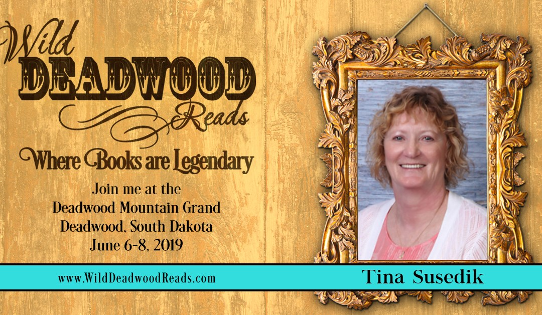Meet our Authors – Tina Susedik/Anita Kidesu