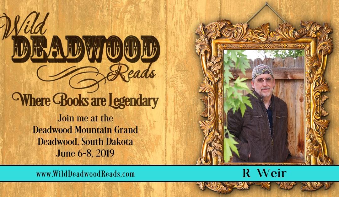 Meet our Authors – R. Weir