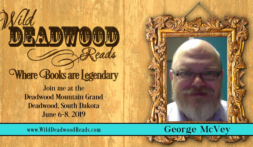Meet our Authors – George H. McVey
