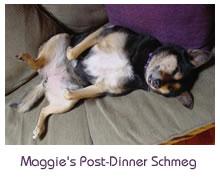 Post Dinner Schmeg