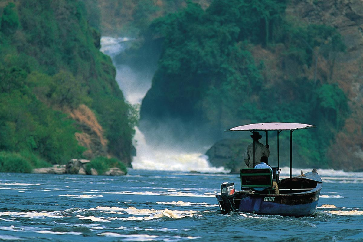 The Mighty Nile, Murchison Falls Safari