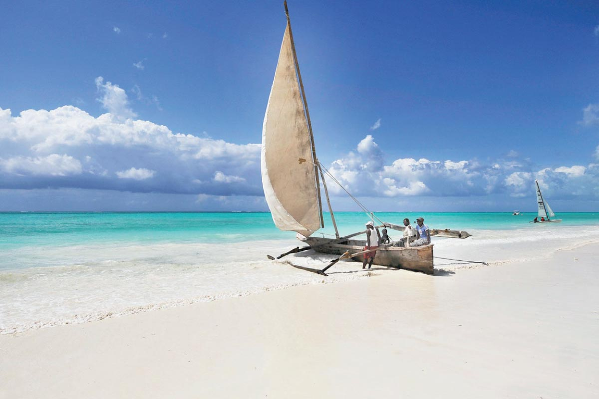 Zanzibar Beach Holiday Safari