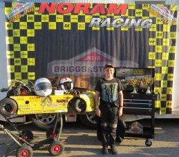 2016 206 Cup Animal Sr Champion at USA International Raceway